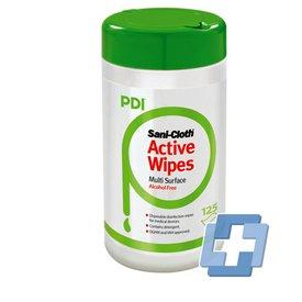 Sani-Cloth Active - L - (Alcohol vrij) desinfectie doekjes