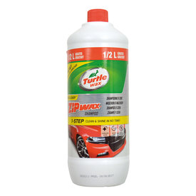 turtle wax shampoo plus