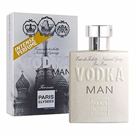 Eau de toilette VODKA  Men100ml