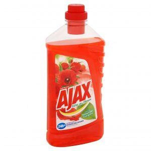 Ajax allesreiniger rode bloem 1250 ml