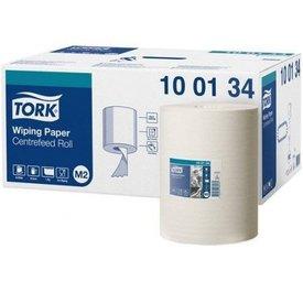 TORK Midirol 1-laags,wit 275 M X 24,5 CM, Doos a 6 rollen