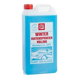 d2 auto r.s.v. 3500 ml k&k winter -17 graden