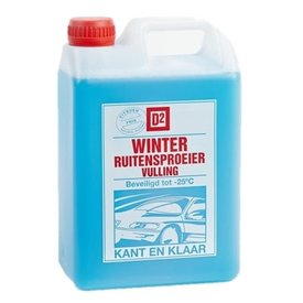 d2 auto r.s.v. 2500 ml k&k winter -17 graden