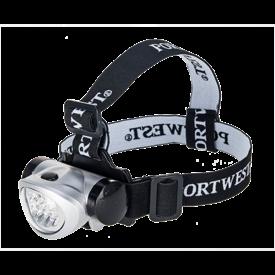 Portwest hoofdlamp 8 led