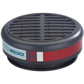 Moldex 850001 gas- en dampfilter A2, 10 filters in een doos.