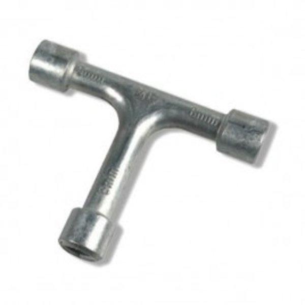 cilindersleutel T model