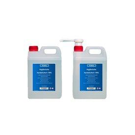 TSS  desinfectie vloeistof 70% ethanol. Can 2,5 Liter.