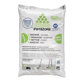 absorptiekorrel Instazorb 30 Liter (3KG) (staffelkorting)