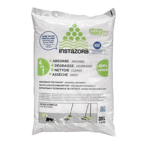 absorptiekorrel Instazorb 30 Liter (3KG)