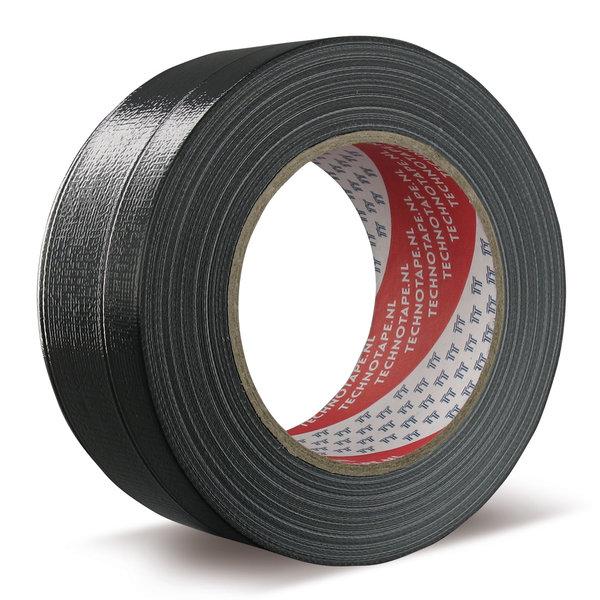 ducttape 310 universal zwart 50mm x 50m ttac0059