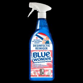 Blue wonder desinfectie reiniger 750ml