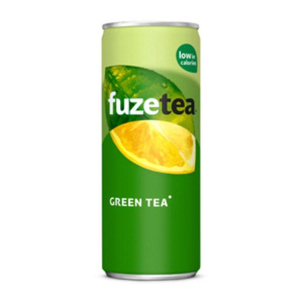Fuze Tea Green Tea 24 x ,025cl