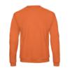 B & C Sweater 202 50/50 pumpkinoranje L