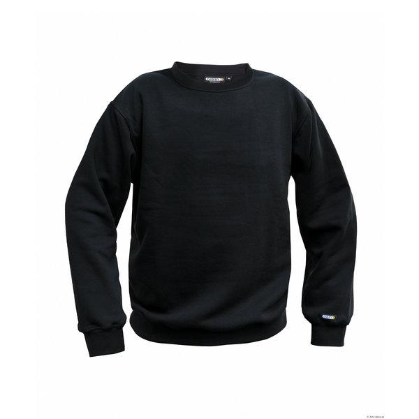 Dassy sweater Lionel zwart