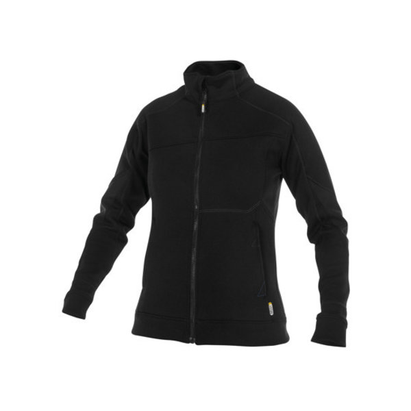 Dassy Sweater Velox zwart mt L