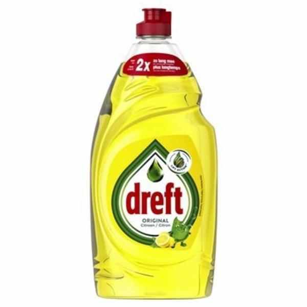 dreft afwasmiddel citroen 890ML