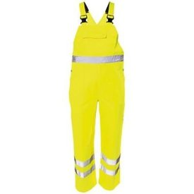 M-Wear 5815 Amerikaanse overall RWS FLUO geel