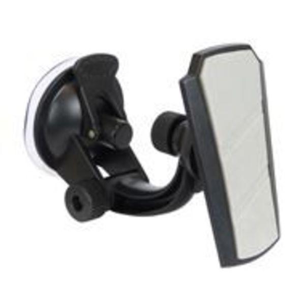 carcoustic telefoonhouder met kleefpad en zuignap