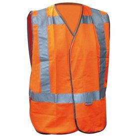 verkeersvest rws goedgekeurd oranje xl