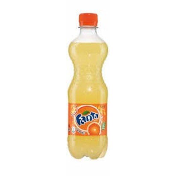 fanta orange regular petfles 1,5l