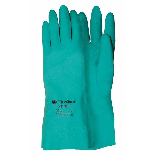 doos nitril handschoenen groen vlokgv cat lll a 144 paar