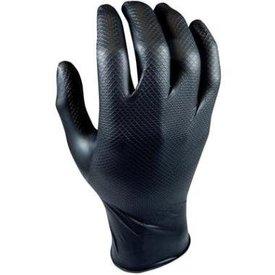M-Safe 246BK Nitril Grippaz 50st mt S t/m 3XL kleur zwart