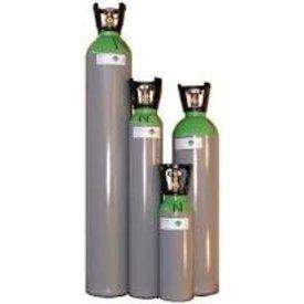 zuurstof 10 liter vulling