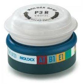 Moldex combifilter ABEK1P3, 9430 doos 6 stuks (3x2)