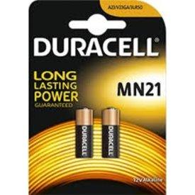 duracel mn21 (2 stuks)