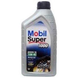 mobil super 1000 diesel 15w40 (12x1 l)