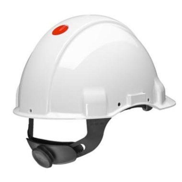 helm peltor G3001NUV 1000 volt wit met draaiknop