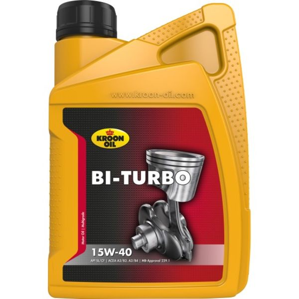 Kroon Bi-Turbo 15W40 1L