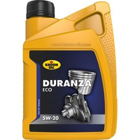 kroon-oil 35172 duranza eco 5w20