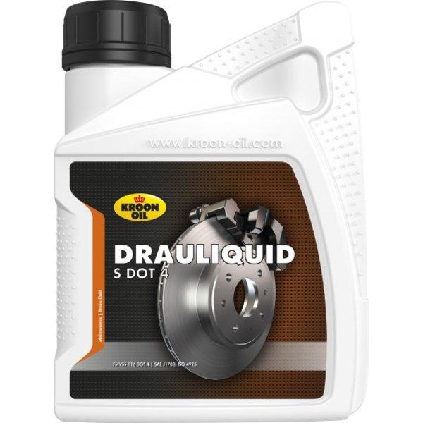 Kroon Drauliquid-s Dot 4 500ml