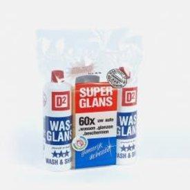 d2 wasglans tas