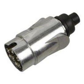 stekker 7-polig aluminium