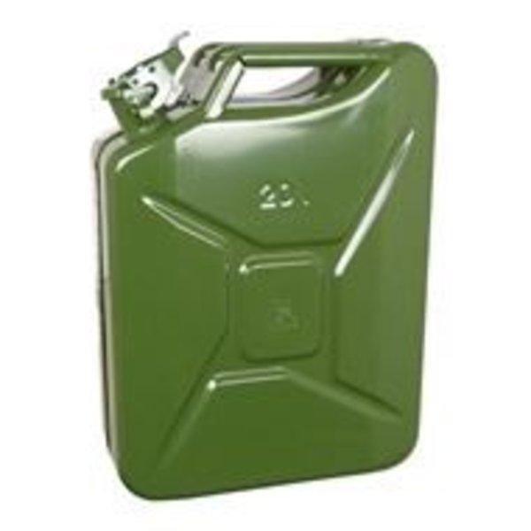 benzinekan 20l.gr/metaal tuv/gs