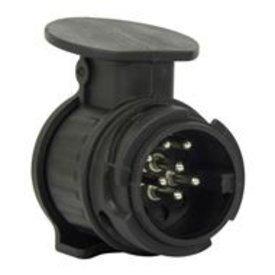 adapter 13-7 polig kort carpoint blister