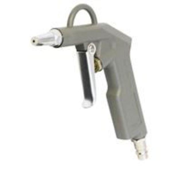 blaaspistool korte bek 60a met snelkoppeling, 6 bar. 200l/mi