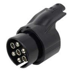adapter 7-13 polig carpoint blister