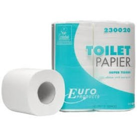toiletrol 200 vel cellulose 2 laags 12 pak a 4 rol