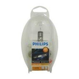 philips 12v h1 lampset