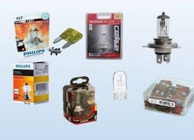 Auto lampen & zekeringen