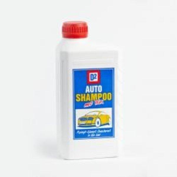 d2 auto schampoo + wax 1000ml