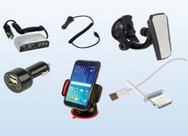 Auto telefoonladers & stekkers