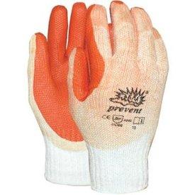 prevent handschoen rode palm (stratenmaker)