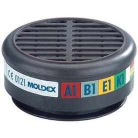 moldex 8900 gasfilterpatroon a1b1e1k1