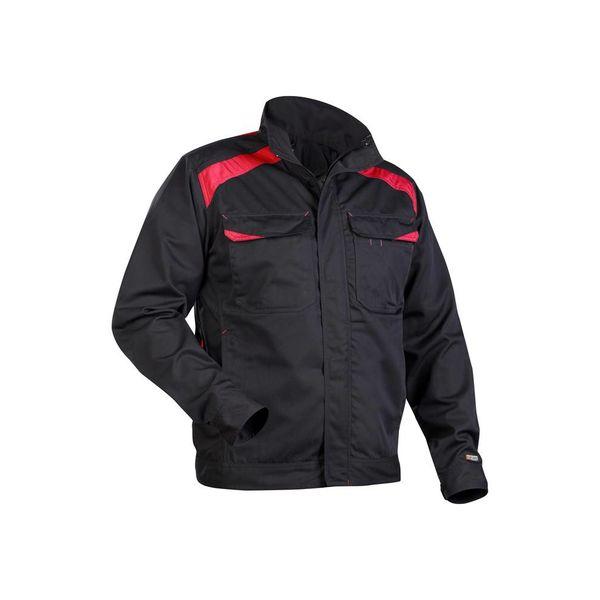 Bläkläder Jack 4054 zwart/rood mt L