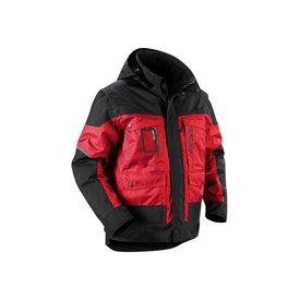 Bläkläder Winterjas 4886 rood/zwart mt L