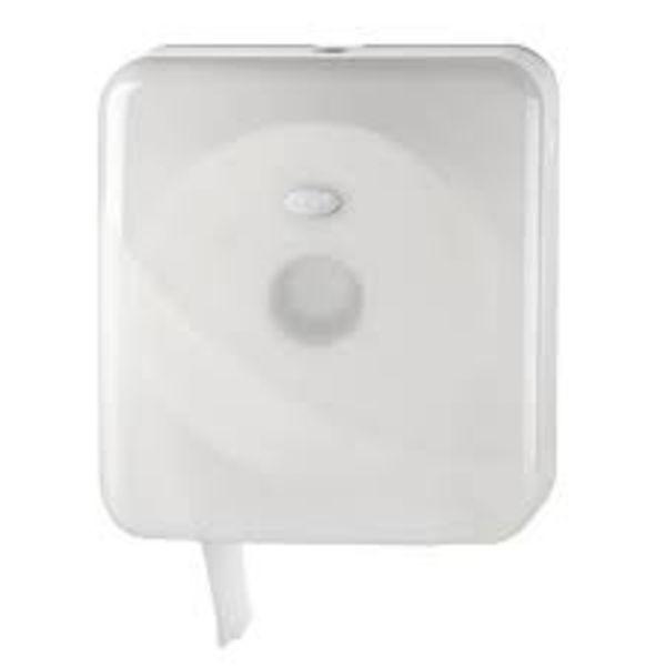 euro pearl toiletroll dispencer maxi jumbo white
